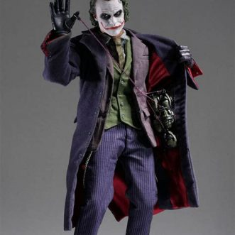 hot toys joker figure