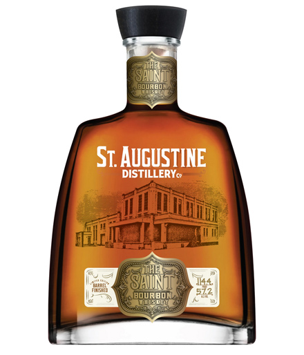 The Saint Bourbon by St Augustine Distillery
