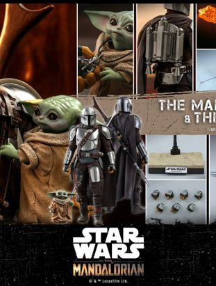 best mandalorian action figure