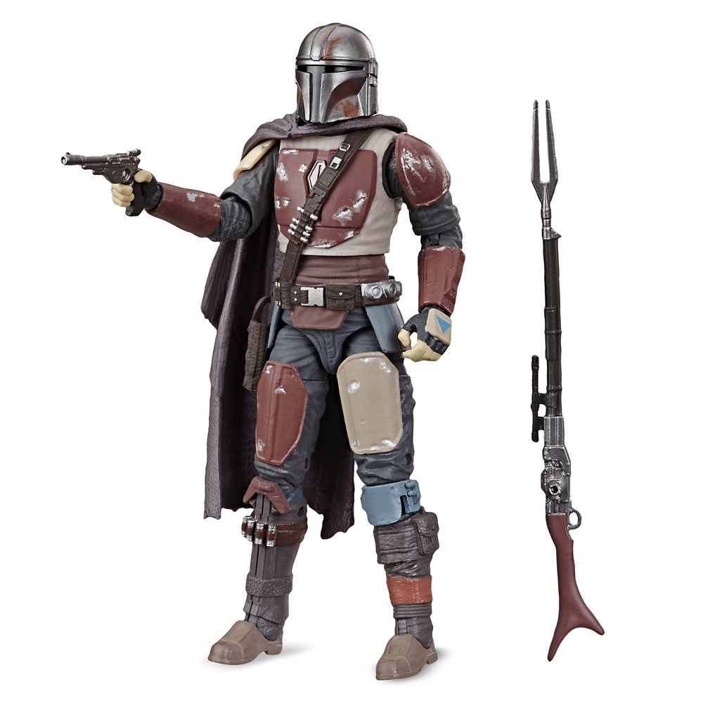 mandalorian black series action figure