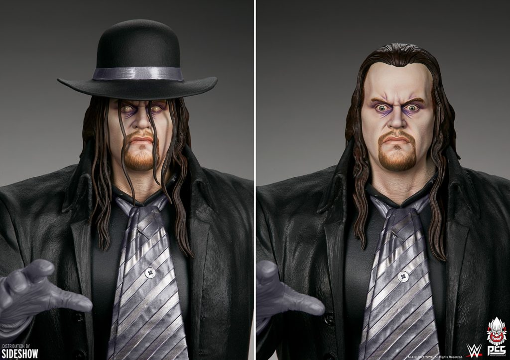 Sideshow Collectibles WWE Undertaker figure